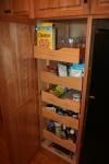 Kitchen- pantry detail