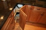 Kitchen- corner lazy susan
