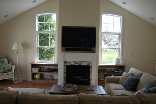 Photo gallery for Family room addition pictures