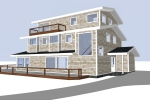 Mystic Green Renovation - Architectural Renderings