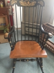 3/7/17 Rocking chair $150 *Sold*