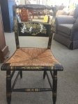 3/16/17 Hitchcock Style Chair $95