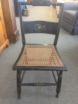 3/16/17 Hitchcock Style Chair $75