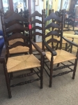 3/16/17 Ladderback Chair Set of 6 $600