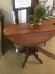3/30/17 Drop Leaf Hall Table $195