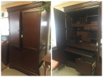 4/27/17 Office Armoire $295