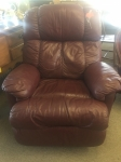 4/4/17 Leather Reclining Chair $150
