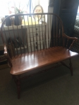 5/11/17 Hitch-cock style love seat bench $395