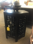 6/1/17 Oriental End Table $65