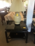 6/1/17 Oriental End Table $150