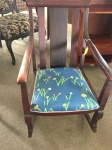 7/6/17 Stickley Style Rocker $295