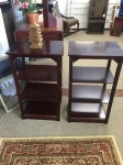 7/6/17 Small End Tables/Shelves $25 each
