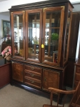 7/6/17 Broyhill China Cabinet w/Lights $595