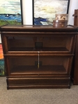7/6/17 Mission Oak Barrister Bookcase $395