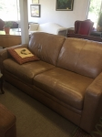 7/20/17 Leather Couch $495 70