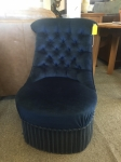 7/20/17 Deep Blue Slipper Chair (2) $100 each    21