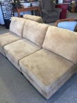 8/17/17 Four (4) piece sectional couch $195. Dimensions of each piece: 32L x 26W x 31H