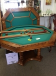 8/17/17 Multi-gaming table $450 49L x 49W x 29H