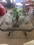 8/31/17 Glass Top Table $595