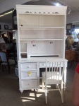 8/31/17 White Desk With Hutch $295    77