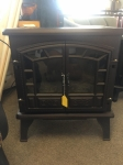 8/31/17 DuraFlame Electric Fireplace $125 29