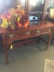 10/5/17 Side Desk $195 27H x 50W x 15L