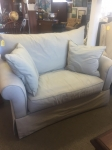 10/5/17 Love Seat Sleeper $295 39H x 56W x 29L