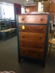 10/19/17 Chest of Drawers $150 47Hx26Wx16L