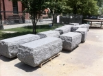 Benches at NFA