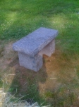 Small Ash Bench