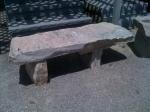 Natural Bench