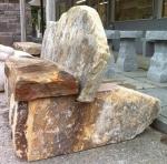 Monville Natural Bench