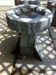 Liberty Birdbath