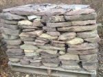 Pennsylvania Fieldstone Great for small patios, walkways, or walls! Sold by the pallet