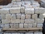 Pallet of Regulation Grey Cobbles  9