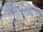 Pallet of Jumbo Grey Cobbles  11