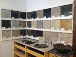 Our Countertop sample display