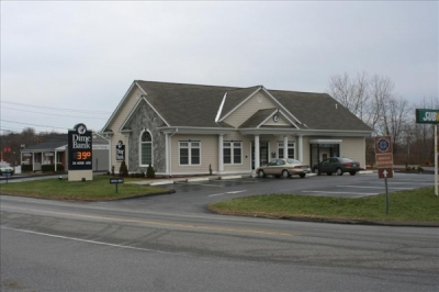 Dime Bank Route 32 in Uncasville, CT