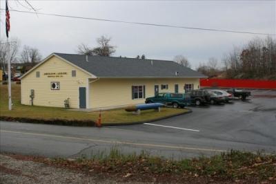 American Legion Pink Row Uncasville, CT