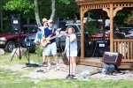 Fast Lane band on 4th of July