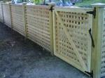 lattice panel