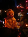 Donny the Duck is ready to greet his fans!