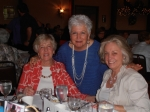Betty Hale, Julie Ann Dupont and Sylvia Danenhower enjoying The Arc's event.