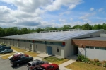 308 KW Grid tied PV System Lee Company - Westbrook