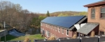 43 KW Grid tied PV System Centerbrook Architects Centerbrook