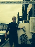 Captain Ryan caught a big Porgy!